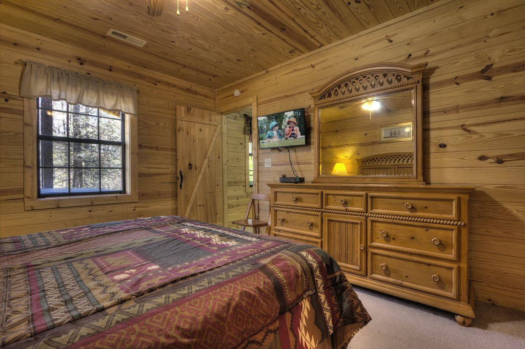 Photo of a Pigeon Forge Cabin named Always Delightful - 411 - This is the sixtieth photo in the set.