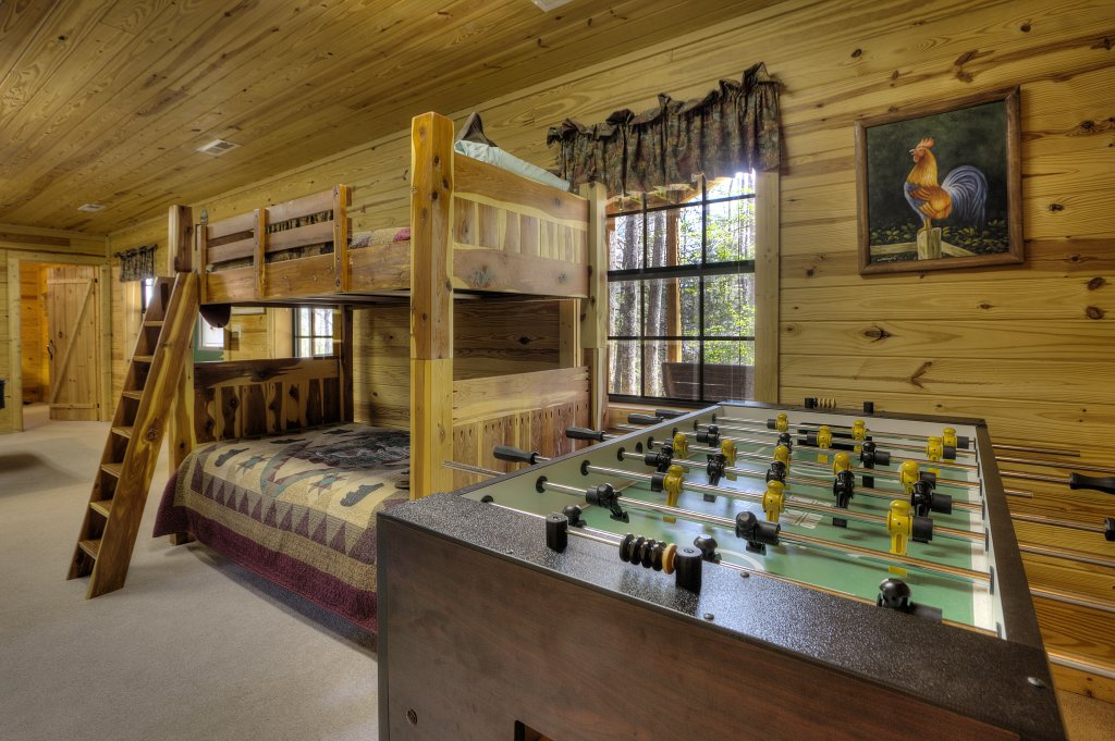 Photo of a Pigeon Forge Cabin named Always Delightful - 411 - This is the fifty-second photo in the set.