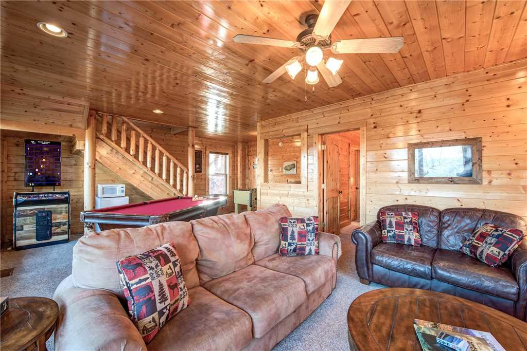 Photo of a Pigeon Forge Cabin named Bella Vista - This is the eleventh photo in the set.