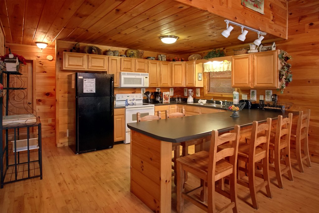 Photo of a Gatlinburg Cabin named Hawks Vue - This is the twelfth photo in the set.