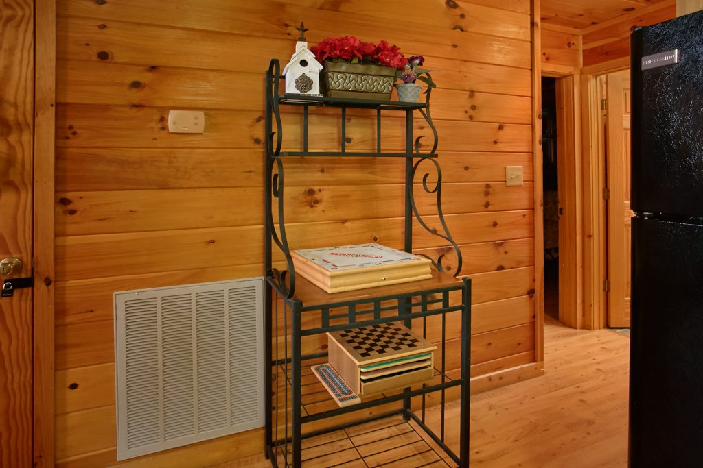 Photo of a Gatlinburg Cabin named Hawks Vue - This is the thirteenth photo in the set.