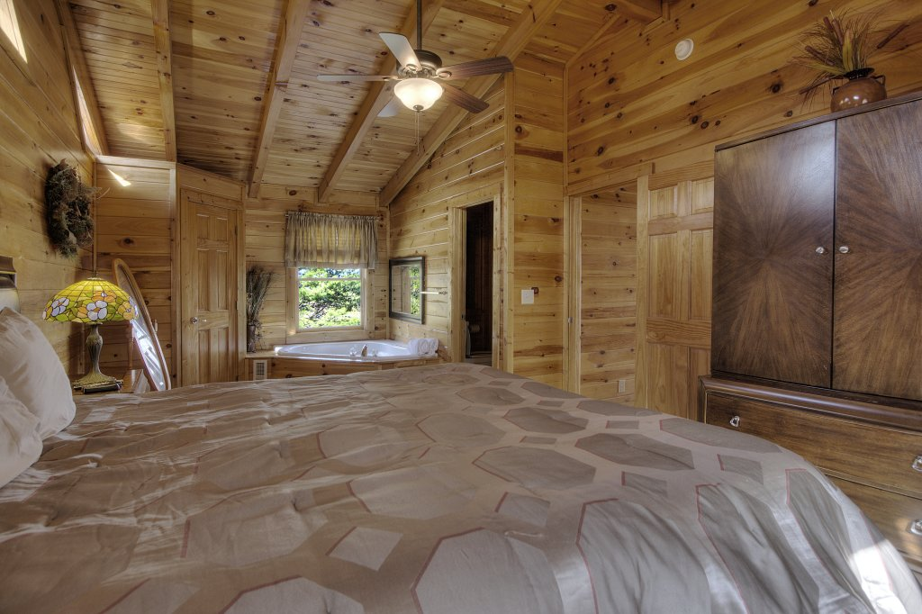 Photo of a Pigeon Forge Cabin named Blackberry Lodge - 402 - This is the twenty-second photo in the set.
