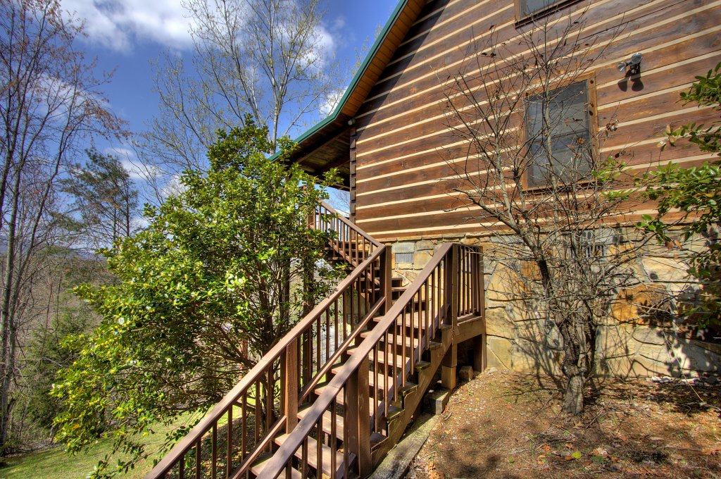 Photo of a Gatlinburg Cabin named Almost Heaven #205 - This is the fifty-ninth photo in the set.