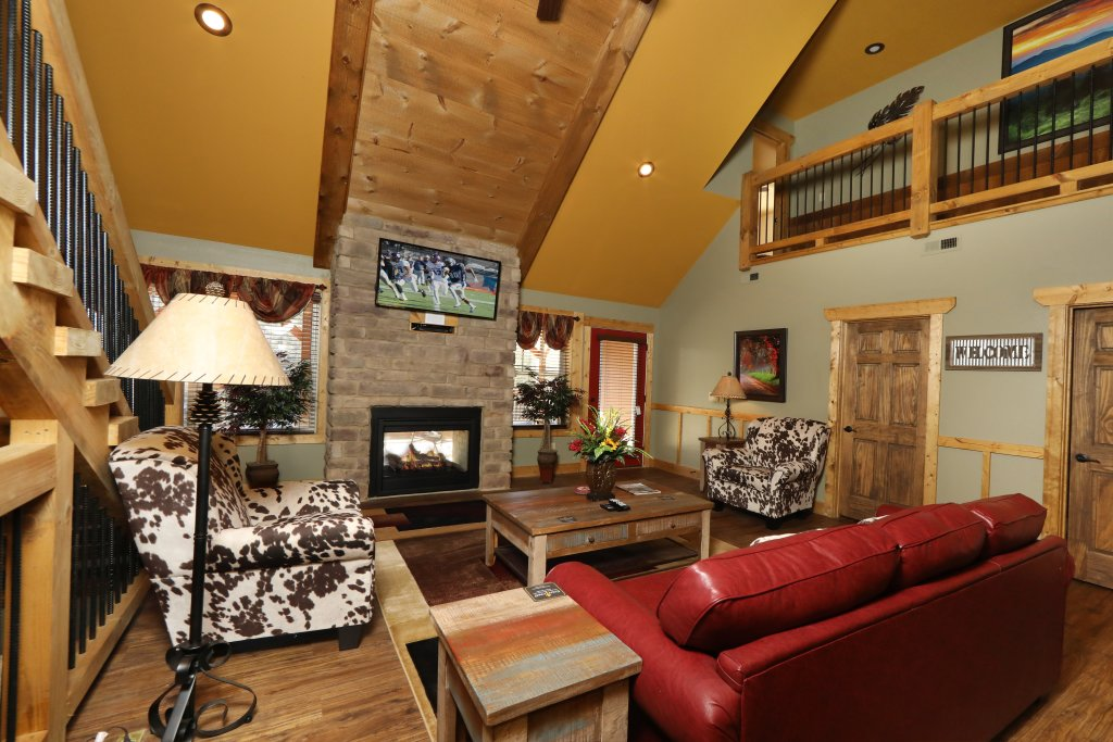 Photo of a Gatlinburg Cabin named Marco Polo - This is the fourteenth photo in the set.