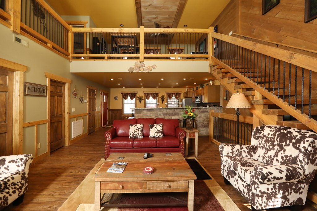 Photo of a Gatlinburg Cabin named Marco Polo - This is the sixteenth photo in the set.