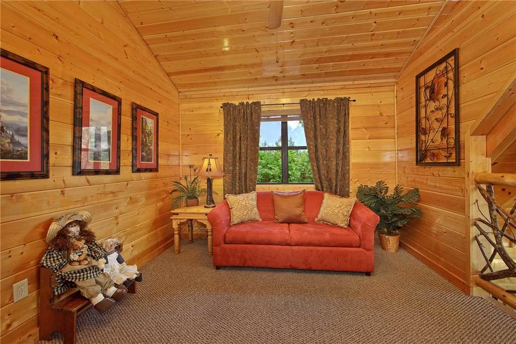 Photo of a Pigeon Forge Cabin named Southern Charm - This is the sixth photo in the set.