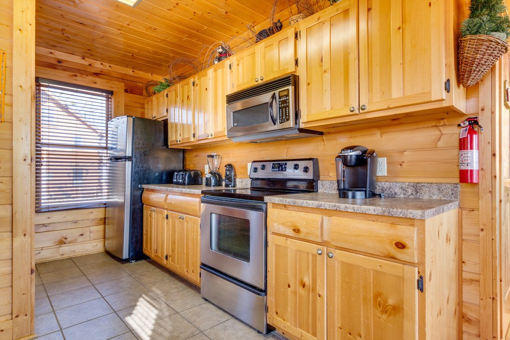 Photo of a Pigeon Forge Cabin named Appalachian Villas 2822 - This is the twentieth photo in the set.