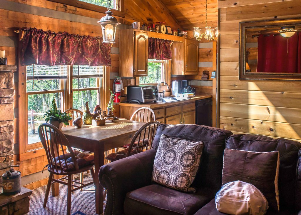 Photo of a Pigeon Forge Cabin named Suits Us - This is the first photo in the set.