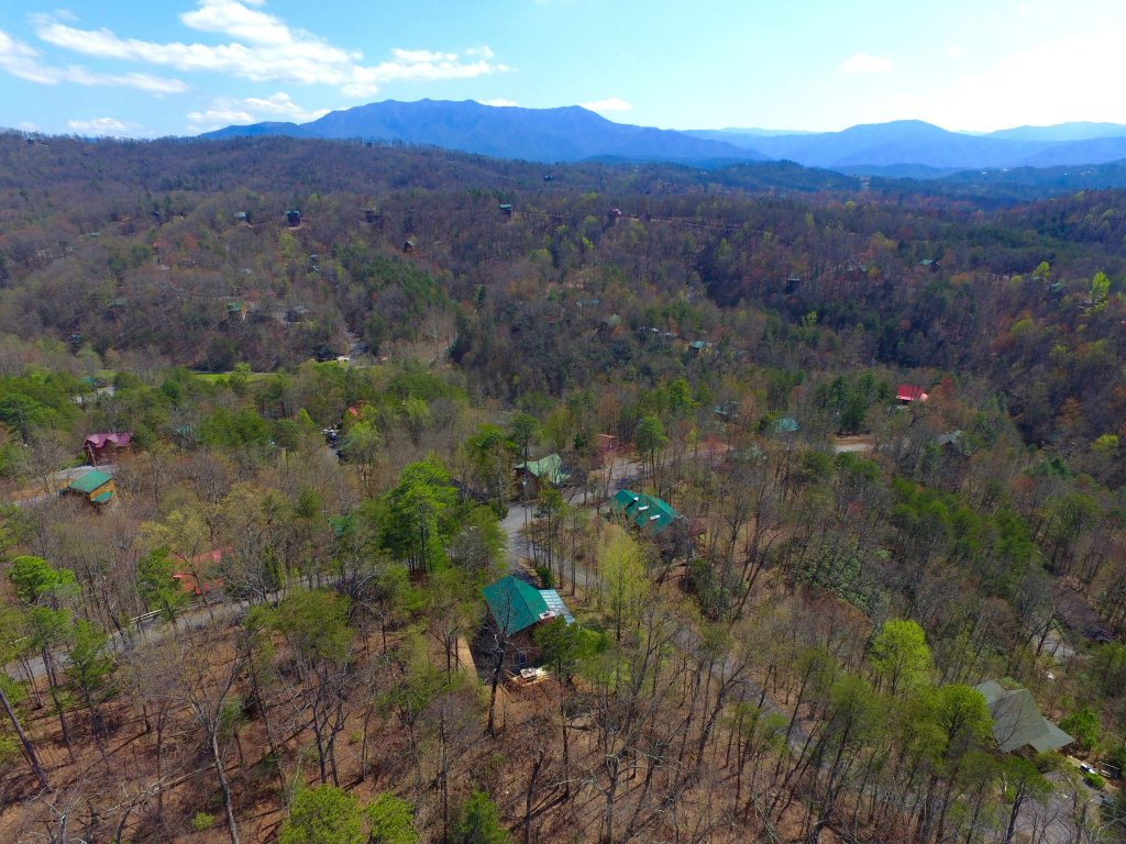Photo of a Gatlinburg Cabin named Almost Heaven #205 - This is the fourteenth photo in the set.
