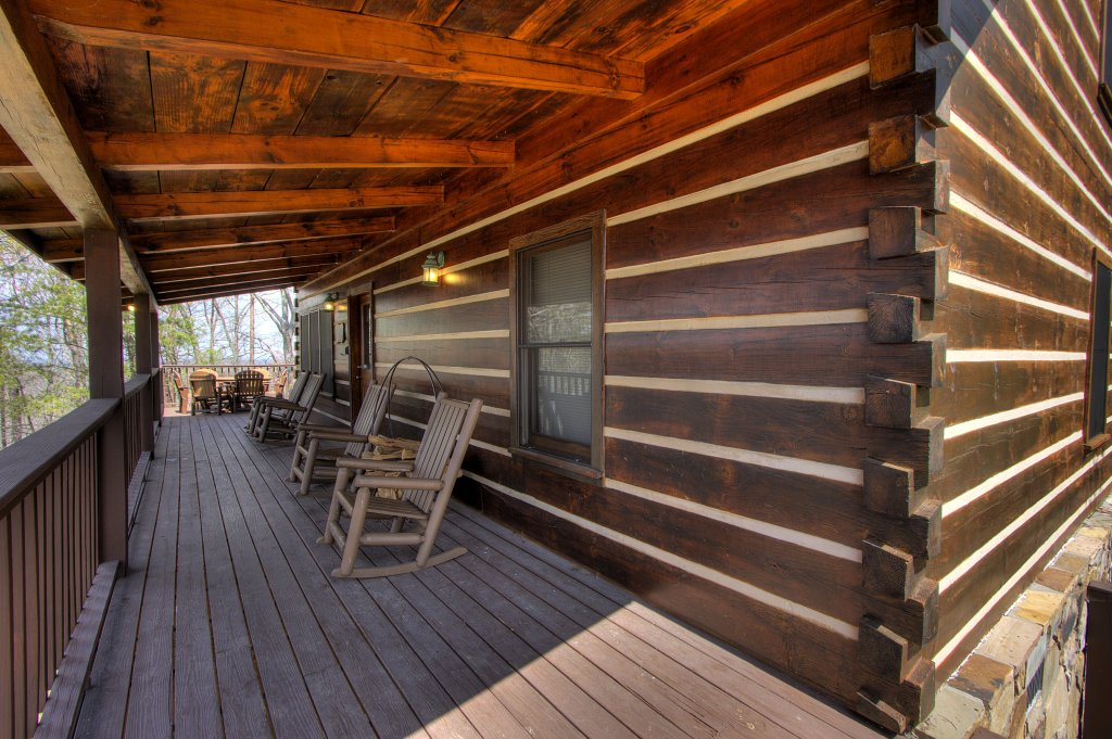 Photo of a Gatlinburg Cabin named Almost Heaven #205 - This is the thirty-eighth photo in the set.