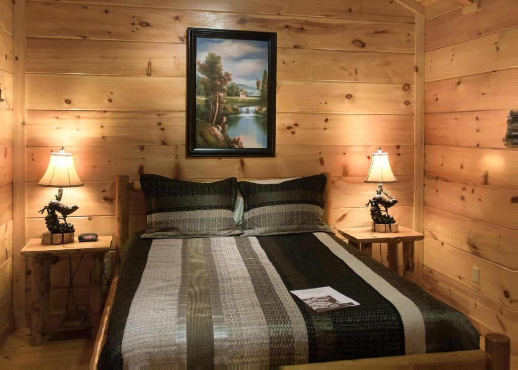 Photo of a Pigeon Forge Cabin named Bear Crossing #6 - This is the twelfth photo in the set.