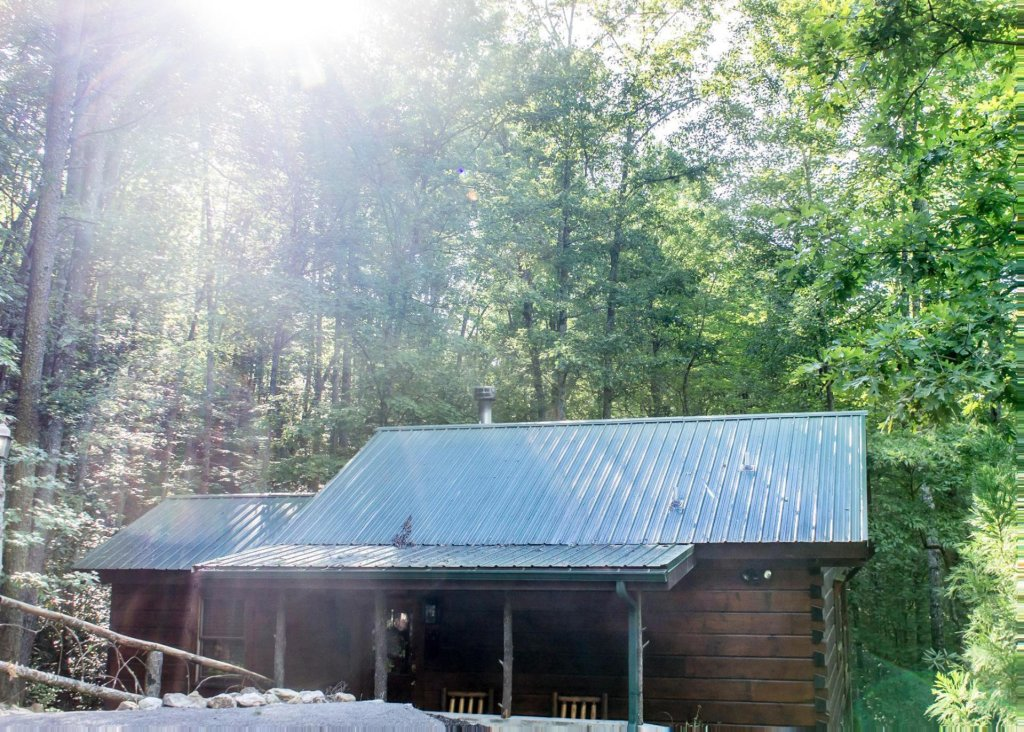 Photo of a Pigeon Forge Cabin named Bear Crossing #6 - This is the fourteenth photo in the set.