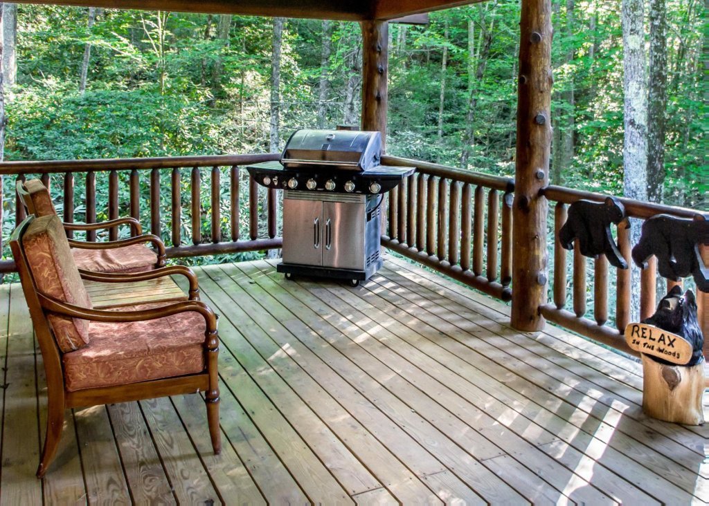 Photo of a Pigeon Forge Cabin named Bear Crossing #6 - This is the sixteenth photo in the set.