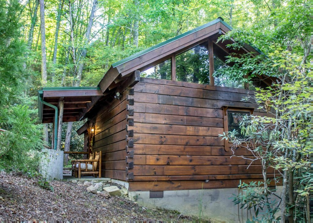 Photo of a Pigeon Forge Cabin named Bear Crossing #6 - This is the twentieth photo in the set.