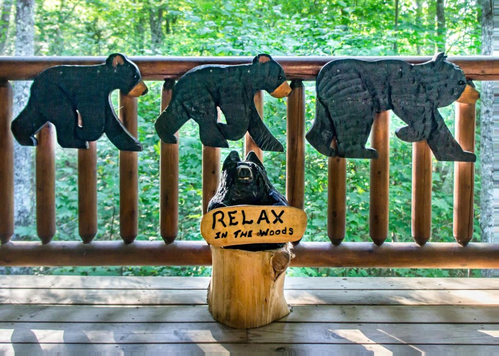 Photo of a Pigeon Forge Cabin named Bear Crossing #6 - This is the eighteenth photo in the set.