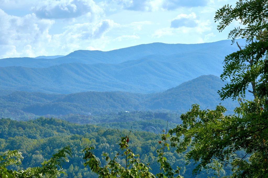 Photo of a Pigeon Forge Cabin named A View For All Seasons #405 - This is the seventh photo in the set.