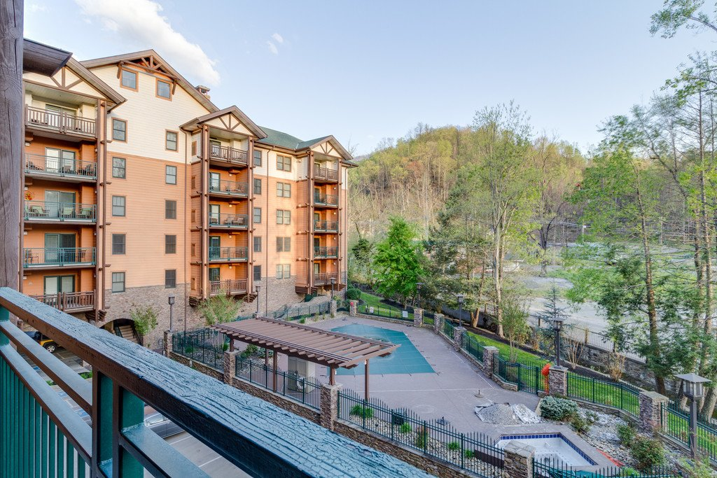 Photo of a Gatlinburg Condo named Baskins Creek 204 - This is the first photo in the set.