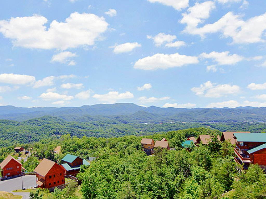 Photo of a Pigeon Forge Cabin named A Diamond In The Sky - This is the forty-eighth photo in the set.