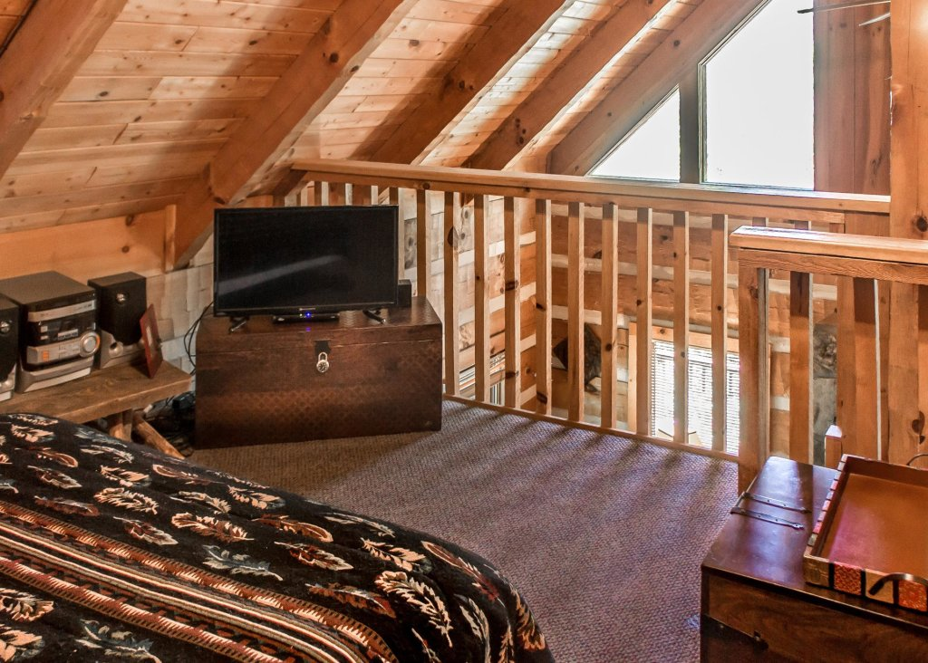 Photo of a Gatlinburg Chalet named Sequoyah - This is the thirteenth photo in the set.