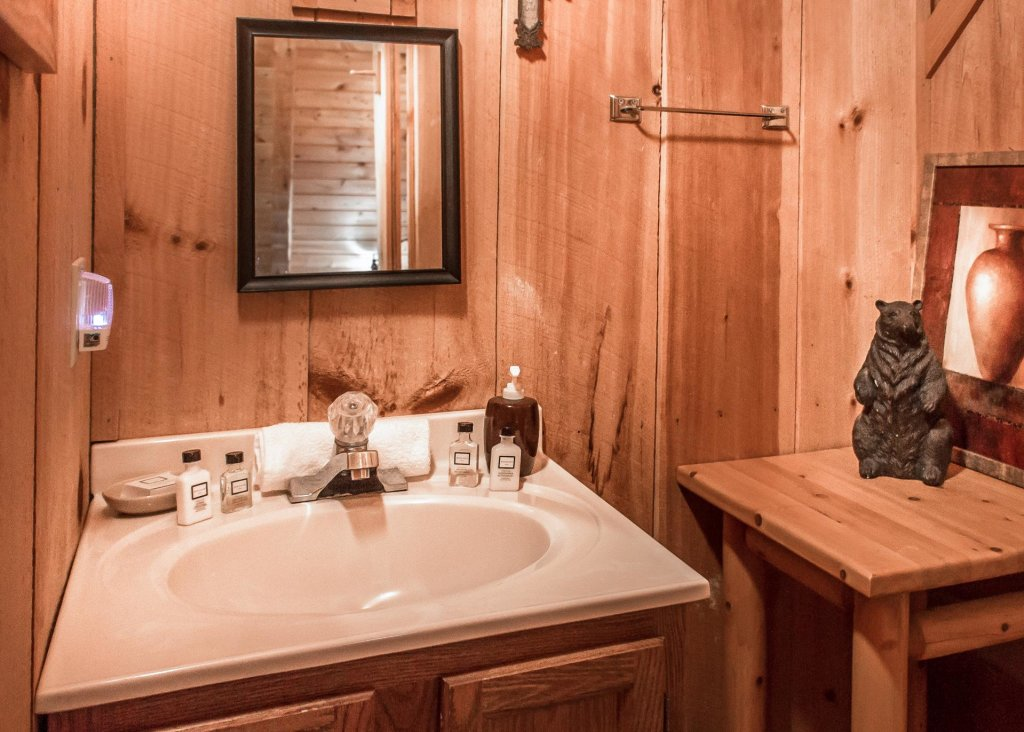 Photo of a Gatlinburg Chalet named Sequoyah - This is the tenth photo in the set.