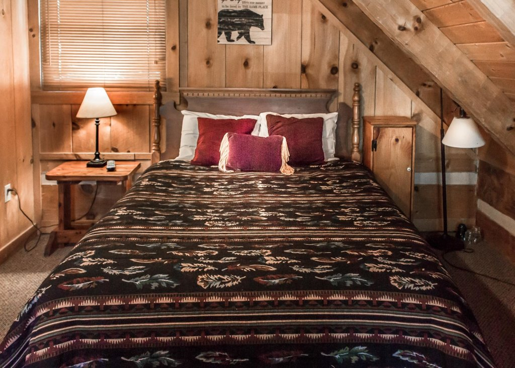 Photo of a Gatlinburg Chalet named Sequoyah - This is the fourteenth photo in the set.