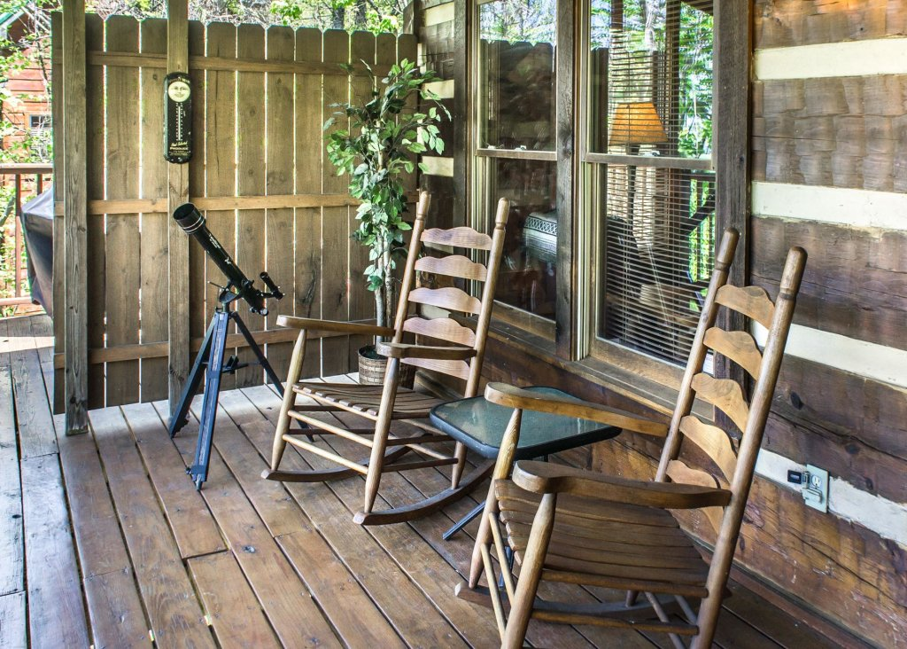 Photo of a Gatlinburg Chalet named Sequoyah - This is the twenty-second photo in the set.