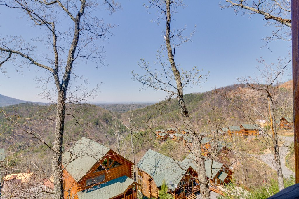 Photo of a Pigeon Forge Cabin named The Grits Carlton - This is the fifty-fifth photo in the set.