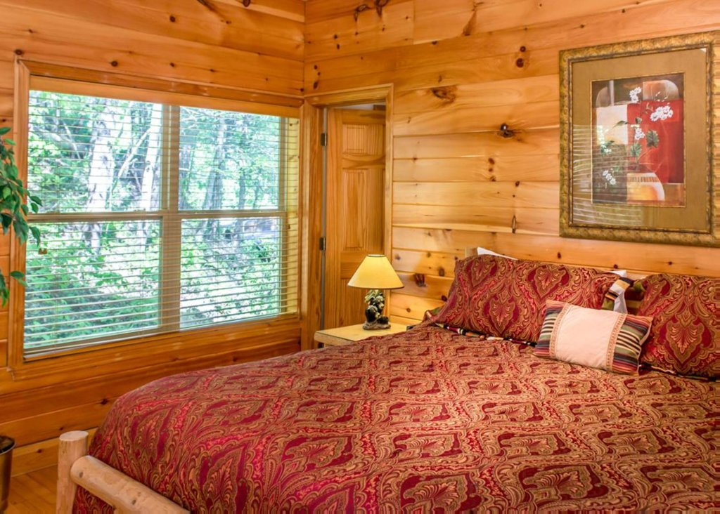 Photo of a Gatlinburg Chalet named King Of The Mountain - This is the eighteenth photo in the set.
