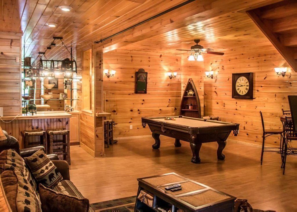 Photo of a Gatlinburg Chalet named King Of The Mountain - This is the twenty-first photo in the set.