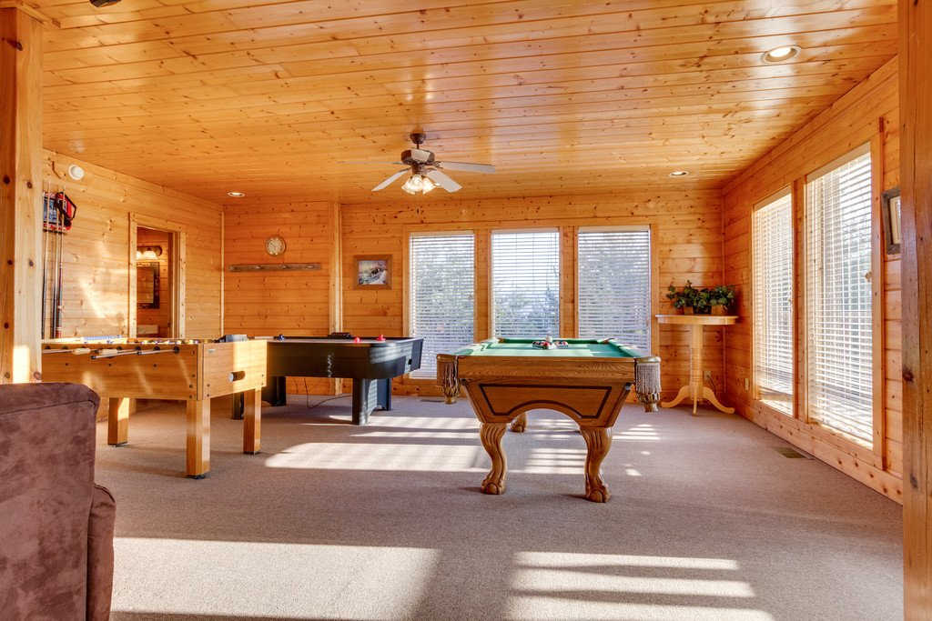 Photo of a Pigeon Forge Cabin named 50 Mile View - This is the forty-first photo in the set.
