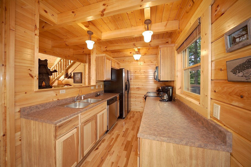 Photo of a Gatlinburg Cabin named A Touch Of Class - This is the fortieth photo in the set.
