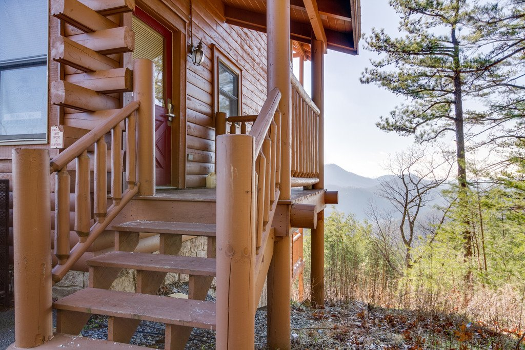 Photo of a Pigeon Forge Cabin named 50 Mile View - This is the fifty-fourth photo in the set.