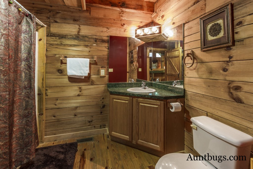 Photo of a Pigeon Forge Cabin named Beaver Fever #229 - This is the twenty-sixth photo in the set.