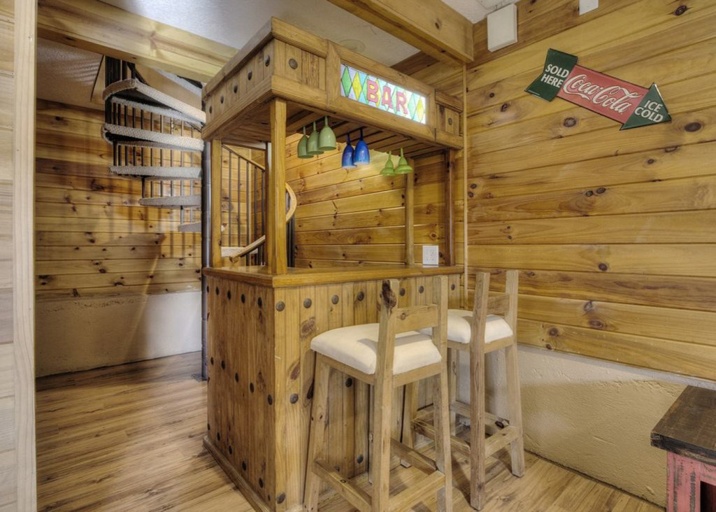 Photo of a Pigeon Forge Cabin named Sweet Tea - This is the twentieth photo in the set.
