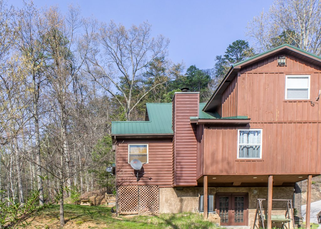 Photo of a Pigeon Forge Cabin named Sweet Tea - This is the twenty-eighth photo in the set.
