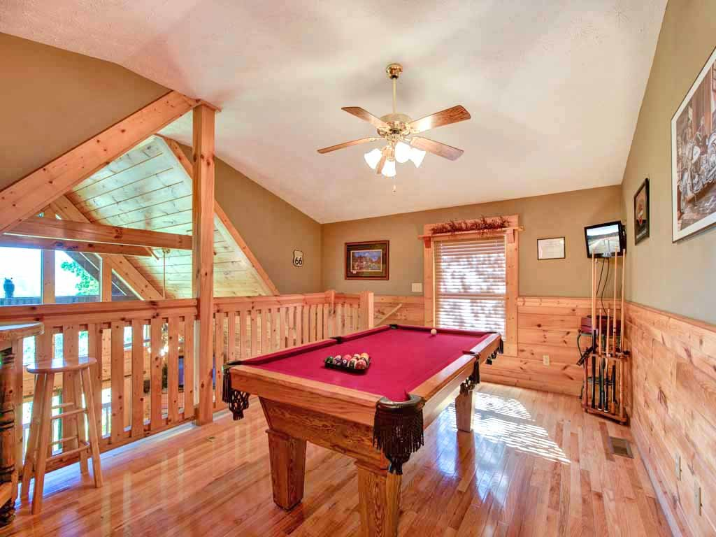 Photo of a Gatlinburg Cabin named Breathtaking View - This is the ninth photo in the set.