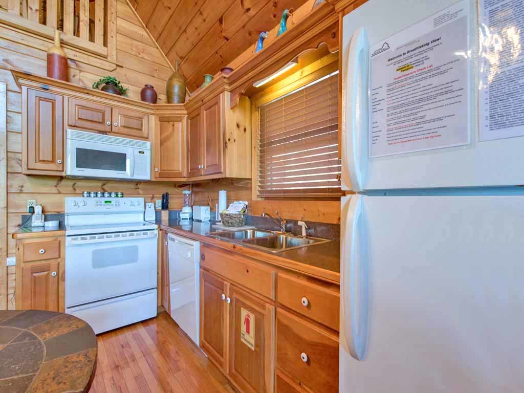 Photo of a Gatlinburg Cabin named Breathtaking View - This is the eighth photo in the set.