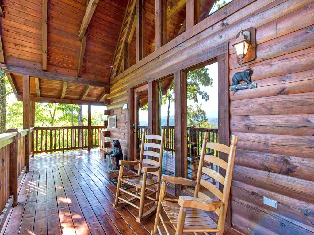 Photo of a Gatlinburg Cabin named Breathtaking View - This is the sixteenth photo in the set.