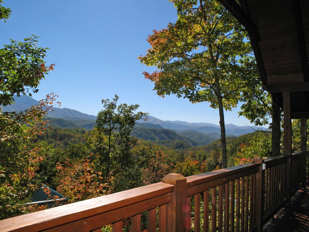 Photo of a Gatlinburg Cabin named Breathtaking View - This is the twenty-first photo in the set.