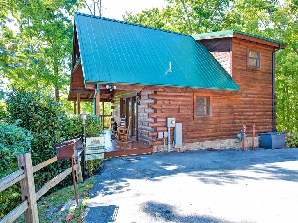 Photo of a Gatlinburg Cabin named Breathtaking View - This is the twenty-third photo in the set.