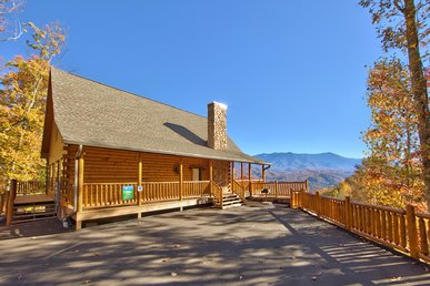 Gatlinburg Private Pool Cabin With Spectacular Views  Splash Mansion 500
