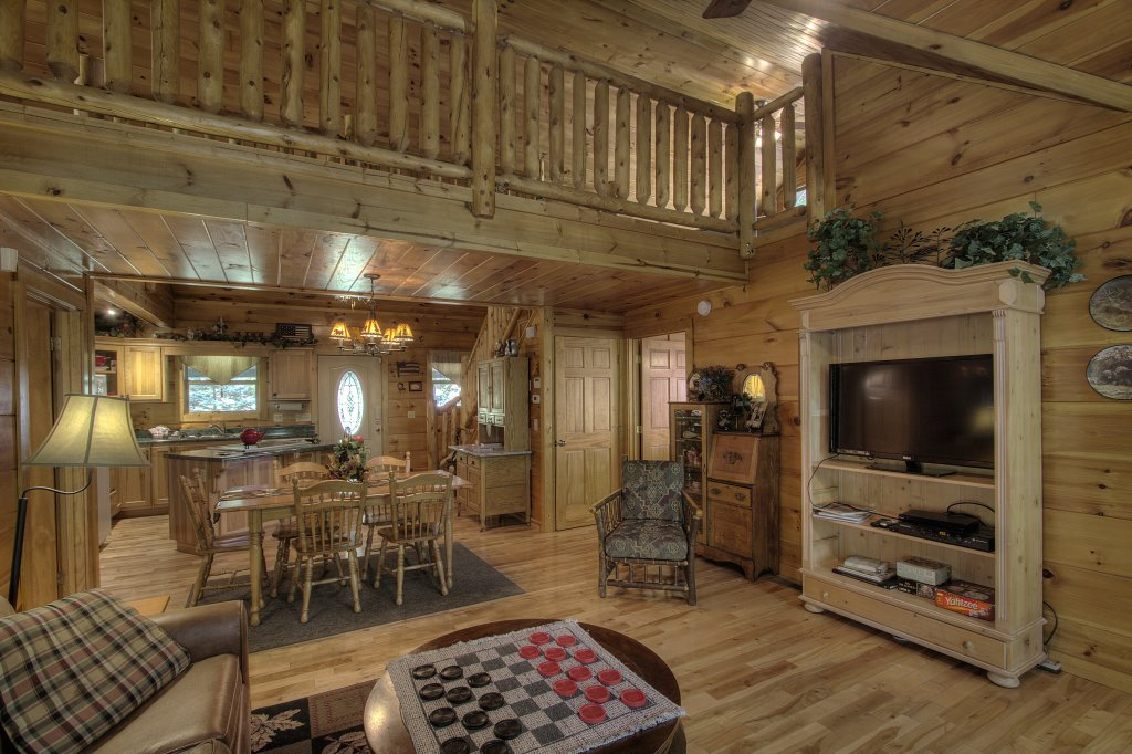 Photo of a Gatlinburg Cabin named Living Waters #376 - This is the tenth photo in the set.