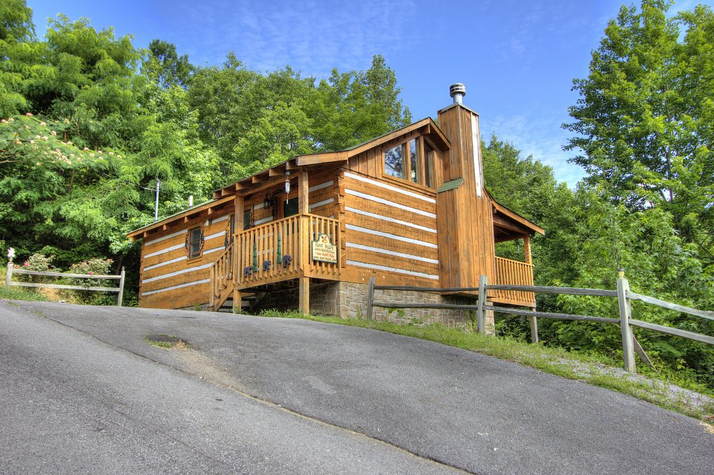 Photo of a Pigeon Forge Cabin named Apple Bear View #116 - This is the fifteenth photo in the set.