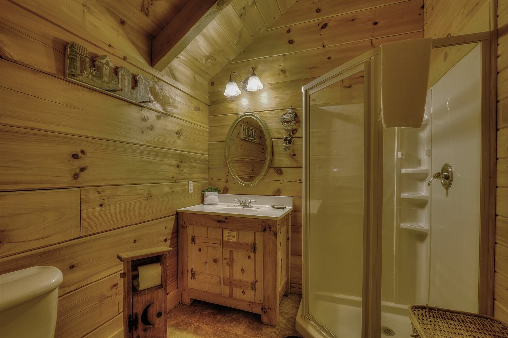 Photo of a Pigeon Forge Cabin named Smoky Mountain Memories #107 - This is the third photo in the set.
