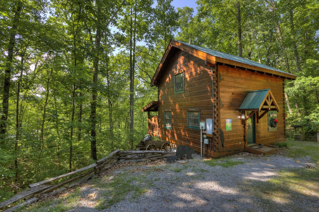 Photo of a Pigeon Forge Cabin named Smoky Mountain Memories #107 - This is the seventh photo in the set.