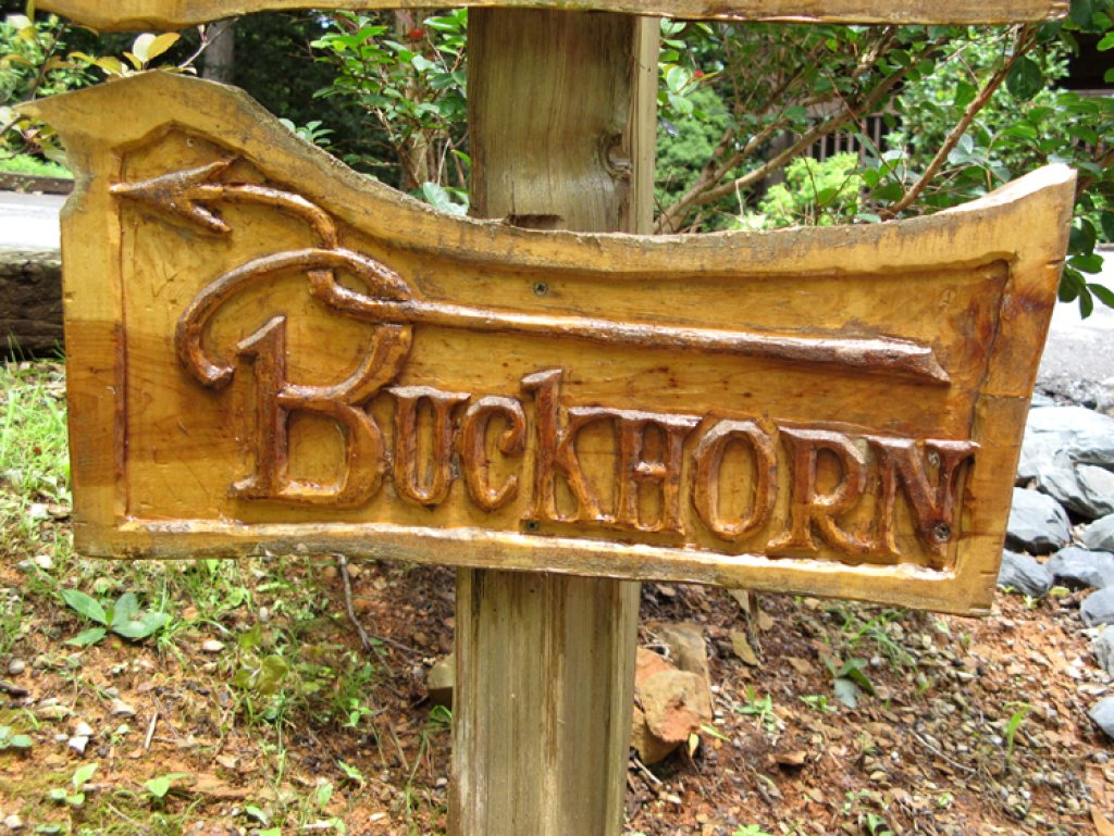 Photo of a Gatlinburg Cabin named Buckhorn - This is the twenty-fourth photo in the set.