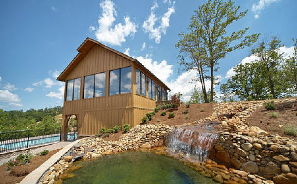 Photo of a Pigeon Forge Cabin named Bearly Believable - This is the twenty-seventh photo in the set.