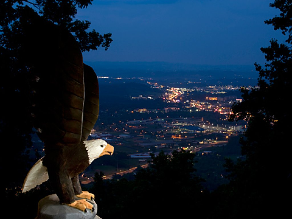 Photo of a Gatlinburg Cabin named Eagle's View - This is the thirty-seventh photo in the set.