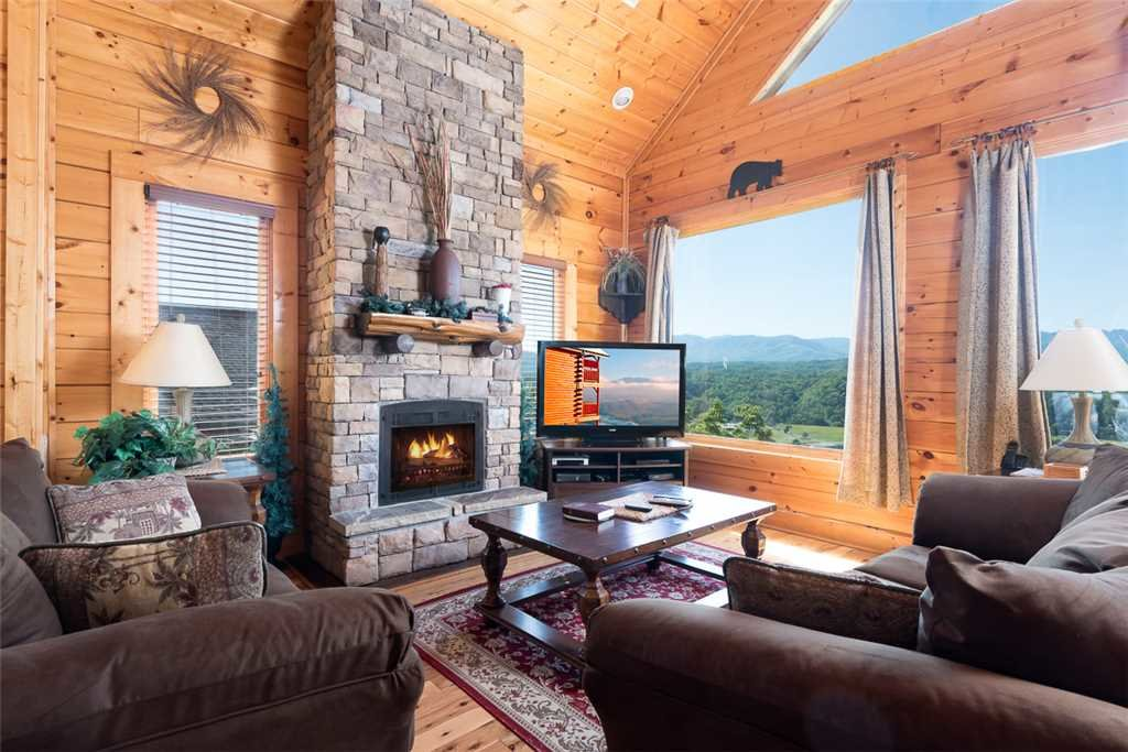 Photo of a Pigeon Forge Cabin named The Grand Legacy - This is the first photo in the set.