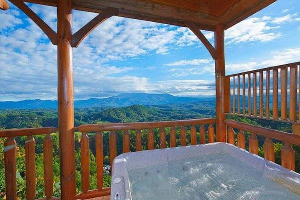Photo of a Pigeon Forge Cabin named Star Gazer At Legacy Mountain - This is the twenty-sixth photo in the set.